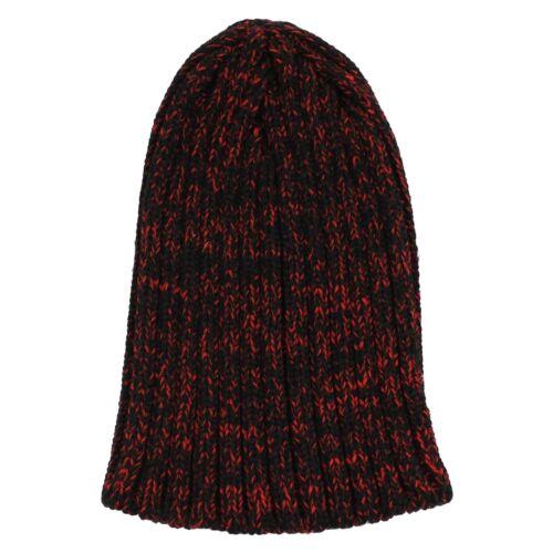 Multi Rib Stitch Corduroy Knit Beanie Hip-hop Warm Winter Ski Hat Men/'s Women/'s