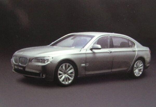 BMW 750li (F02) grau    Erste in seiner Klasse