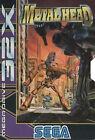 ## SEGA Mega Drive 32X - Metal Head - komplett ##
