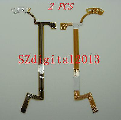 For Nikon 2PCS// Lens Aperture Flex Cable For TAMRON AF 18-200mm f//3.5-6.3