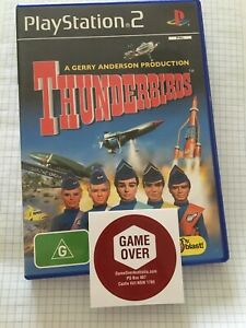 PS2-THUNDERBIRDS-PLAYSTATION-2-GAME-PAL-EOFY-TOY-SALE