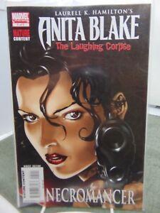 Anita Blake The Laughing Corpse #5 Marvel Comics vf//nm CB1888