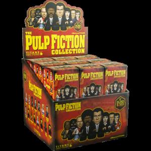The Pulp Fiction Collection Titans Vinyle Chiffres Mia 2//18