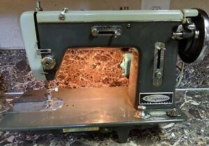 Vintage-Montgomery-Ward-Signature-Sewing-Machine-URR-988-C-Parts-Repair