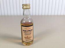 Mignonnette mini bottle non ouverte , whiskey whisky pride of orkney 12 ans d'ag
