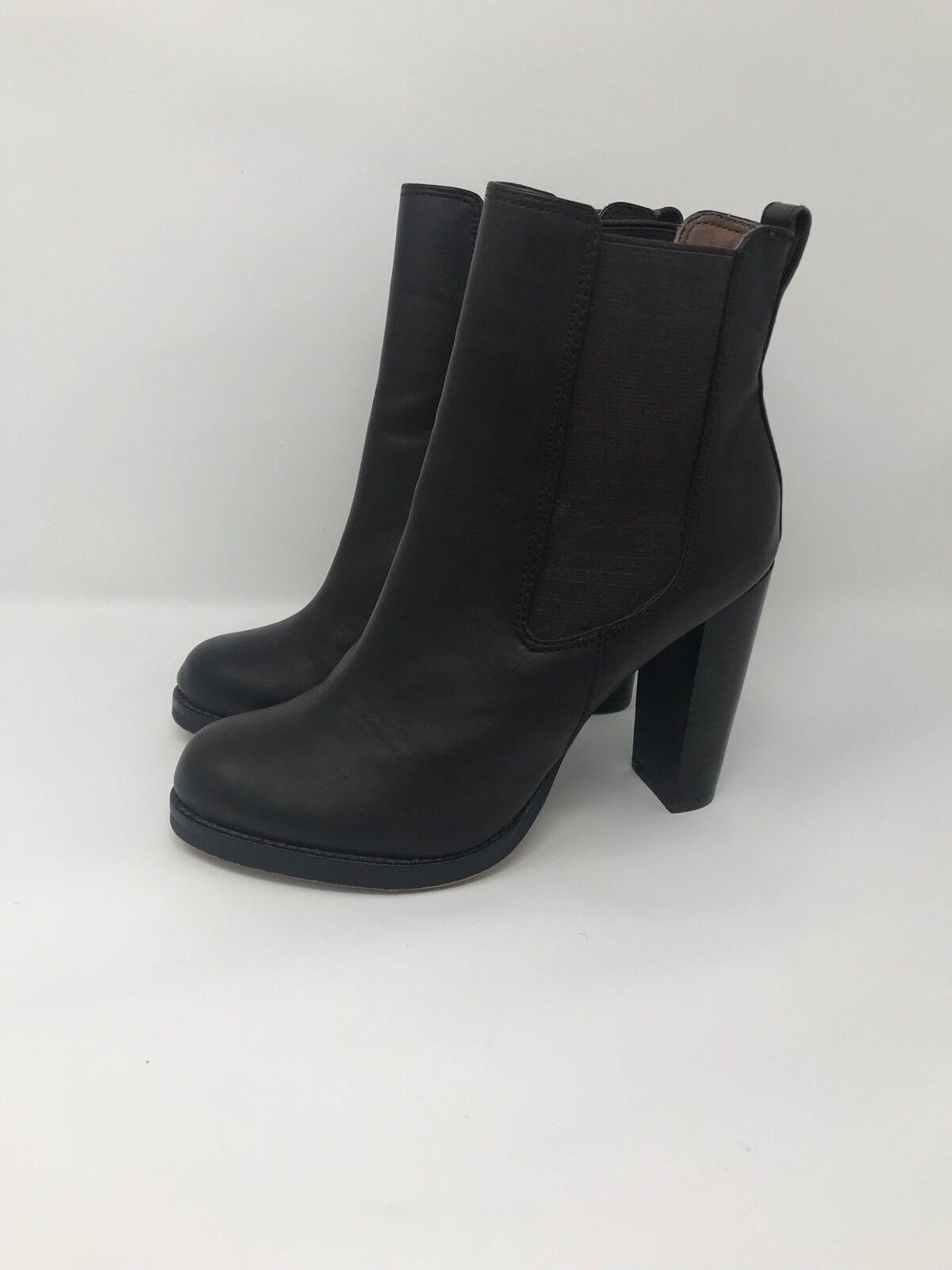 Loft para mujer botas de Tacón Alto Chelsea Marrón Talla Talla Talla 6.5 m  70  soporte minorista mayorista