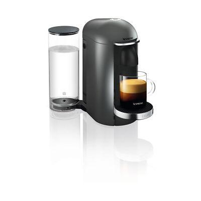 Krups Nespresso XN900T Vertuo Plus Kapselmaschinen Titan