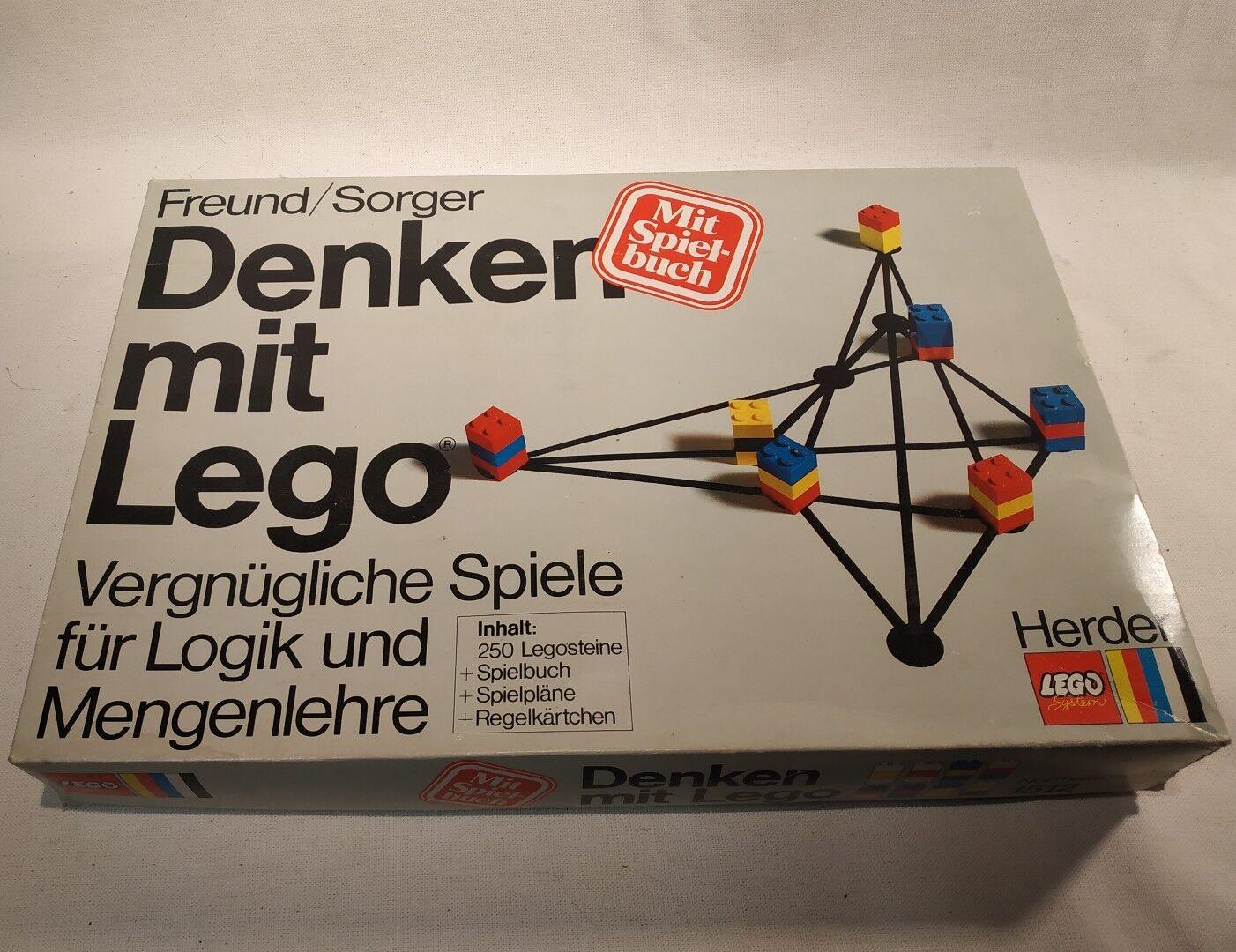 Lego 1512 Penser Avec Lego