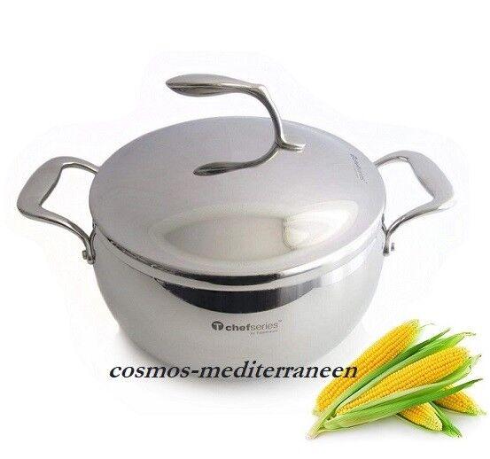 Tupperware chef series Faitout 5,7l dm