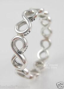 infinity ring pandora. image is loading infinite-shine-genuine-pandora-sterling-silver-infinity -sign- infinity ring pandora i