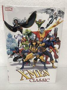X-Men-Classic-Omnibus-Col-1-44-Claremont-Marvel-Comics-HC-Hard-Cover-New-Sealed
