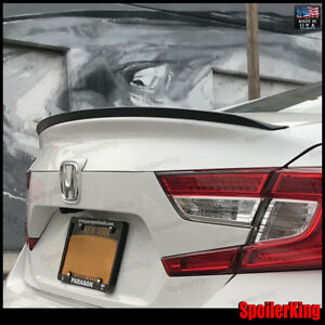 Image Is Loading Rear Trunk Lip Spoiler Wing Fits Honda Accord