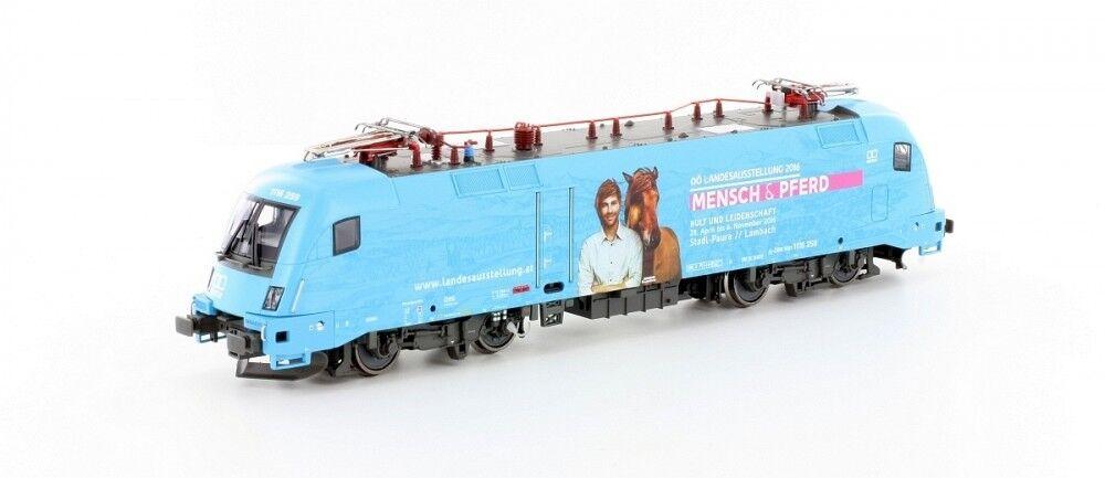 RailAd Taurus -MENSCH & PFERD- 1116 259 ÖBB m.DSS limited edition 131 350