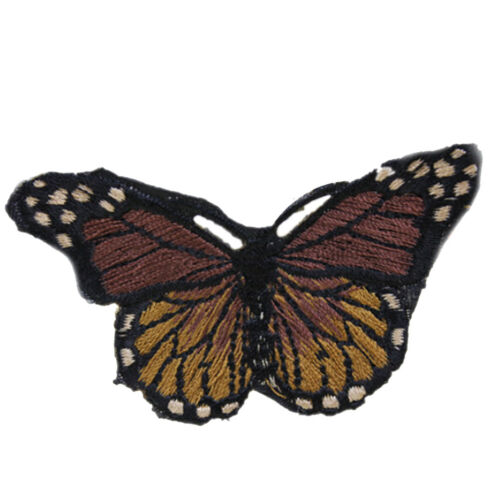 Butterfly iron on Patches Ropa For Clothing Applique Embroidery Parches Easy BH