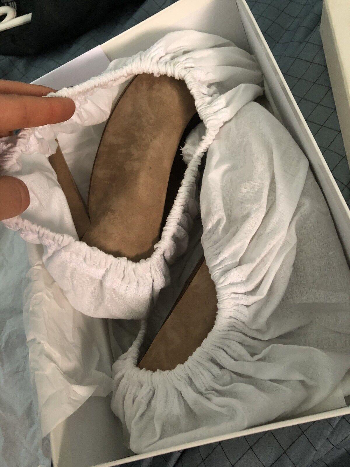 Maison Martin Margiela High Heel Leather Shoes Si… - image 5
