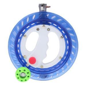 Beach Kite Wheel Winder Ball Bearing Reel Grip Handle Tool Line Accessories L&6