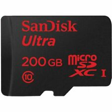 100MBs A1 U1 C10 Works with SanDisk SanDisk Ultra 200GB MicroSDXC Verified for Karbonn Titanium S15 by SanFlash