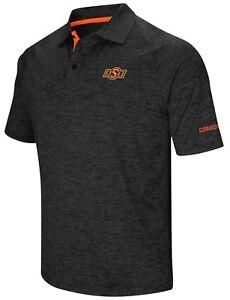 Oklahoma-State-Cowboys-NCAA-034-Down-Swing-034-Men-039-s-Performance-Polo-Shirt