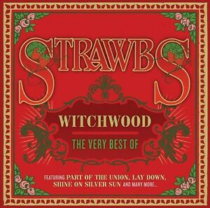 The-Strawbs-Witchwood-The-Very-Best-of-New-CD-UK-Import