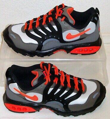 New Nike Air Terra Humara 18 Olive Grey Orange Mens US Size 7.5 UK 6.5 EUR 40.5 | eBay