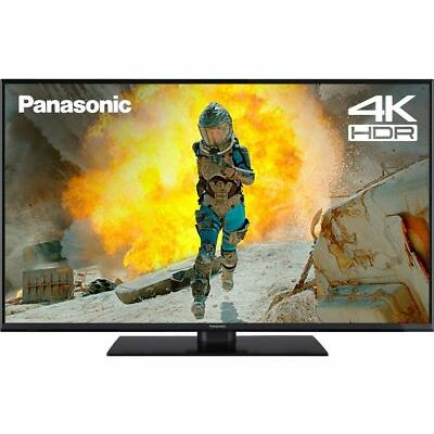 "PANASONIC TX-43FX555B 43"" Smart 4K Ultra HD HDR LED TV - Currys"