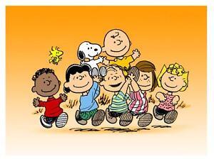 Peanuts Gang Charlie Brown T shirt Iron