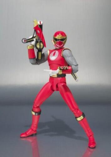 NEW S.H.Figuarts Ninpuu Sentai Hurricaneger HURRICANE RED Action Figure BANDAI
