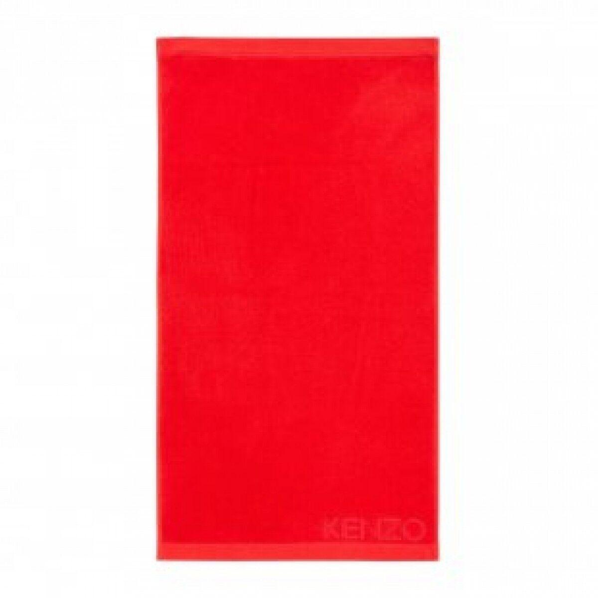 Kenzo Iconic Hand Towel, rot - Set of 4