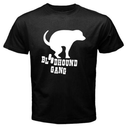 Nouveau Bloodhound Gang Logo Rock Band Homme T-shirt noir taille S à 3XL
