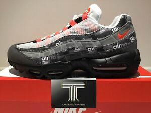 "b75d60891b Nike Air Max 95 Print x Atmos ""We Love Nike"" ~ AQ0925 002 ~ Uk Size ..."
