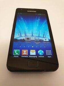 Samsung Galaxy S II GT-I9100P - 16 Go-Noble Black (Unlocked) Smartphone