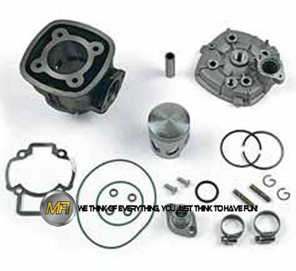 # Per Aprilia Sr R Factory 50 2t 2005 05 Motore E Pistone D. 48 Dr 71 Cc Modifi Volume Groot
