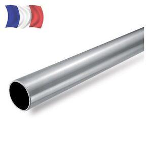 Tube inox 304L droit 50cm diamètre 76 épaisseur 1.6mm pour echappement-SWAPLAND-