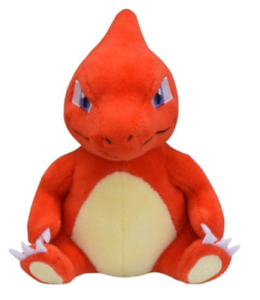 Pokemon Center Original Limited Plush Doll Pokemon fit Charmeleon JAPAN IMPORT