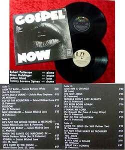2LP-Robert-Patterson-Singers-Gospel-Now-Live-in-Europe