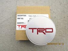 07 - 12 TOYOTA TUNDRA TRD 17X8 INCHES WHEEL CENTER CAP TRD LOGO BRAND NEW 34071