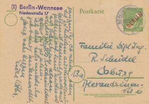1949-Ganzsache-Berlin-Wannsee-nach-Coburg-P3