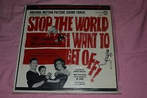 Stop-The-World-I-Want-To-Get-Off-Original-Soundtrack-FAST-SHIPPING