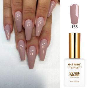 RS-Gel-Smalto-Professionale-Vernice-UV-LED-Soak-Off-165-colore-15ml