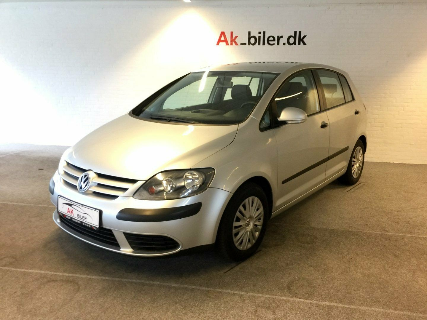 VW Golf Plus 1,9 TDi Trendline 5d - 49.900 kr.