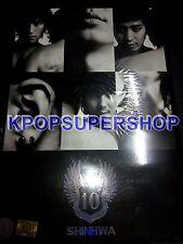 Shinhwa Vol. 9 9th Album First Press Limited Edition CD Great Condition KPOP