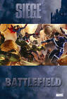 Siege: Battlefield by Marvel Comics (Hardback, 2010)