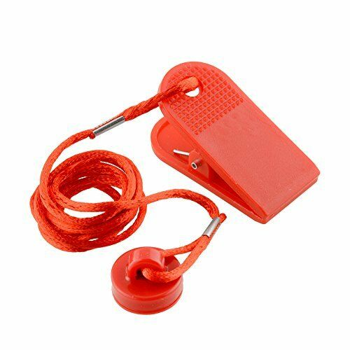 Red Magnetic Security Universal Safety Treadmill Running Machine Switch Lock Key