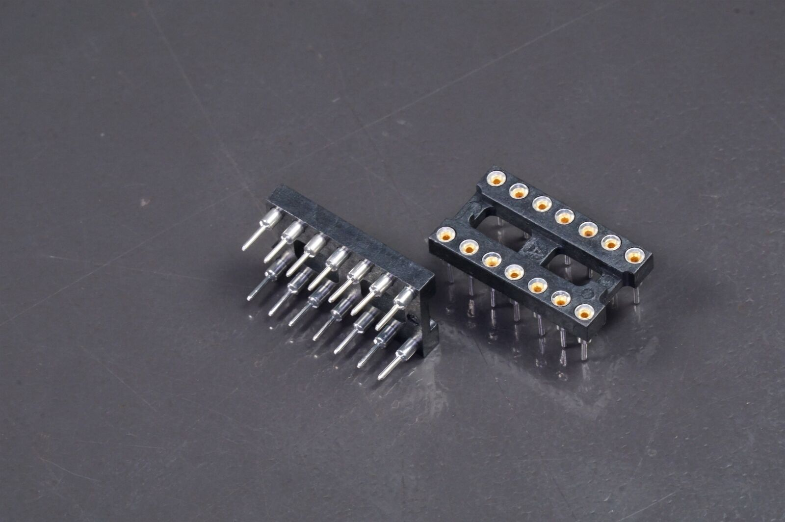 TE Connectivity//AMP 2-641268-1 Connector IC DIP Socket 40Pos 16-001515-06 25 