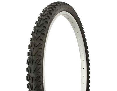 """268416 Duro Bicycle Tube  26/"""" x 2.10/"""" Black//Black Side Wall HF-828MTB BlKE  ."""