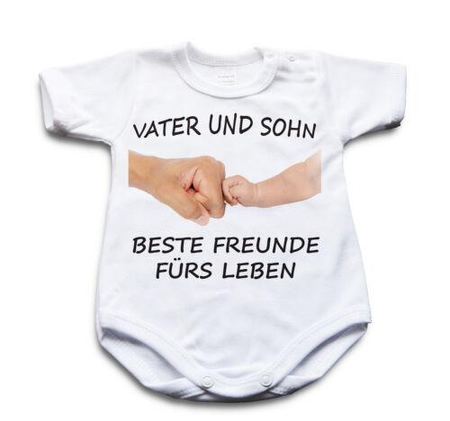 Baby Bodys VATER UND SOHN BESTE FREUNDE FÜRS LEBEN