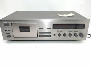 Yamaha-Tapedeck-KX-360-Estereo-I029-de-sonido-natural