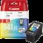 Canon-540-541-amp-540XL-541XL-Noir-amp-Tricolour-Cartouche-d-039-encre-pour-Pixma-MG2150 miniature 6