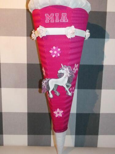 Zuckertüte für Mädchen viele Motive Schultüte