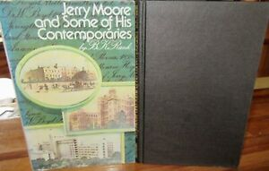 Jerry Moore and Some of His Contemporaries ~ B. K Rank.  HbDj  SIGNED   in MELB